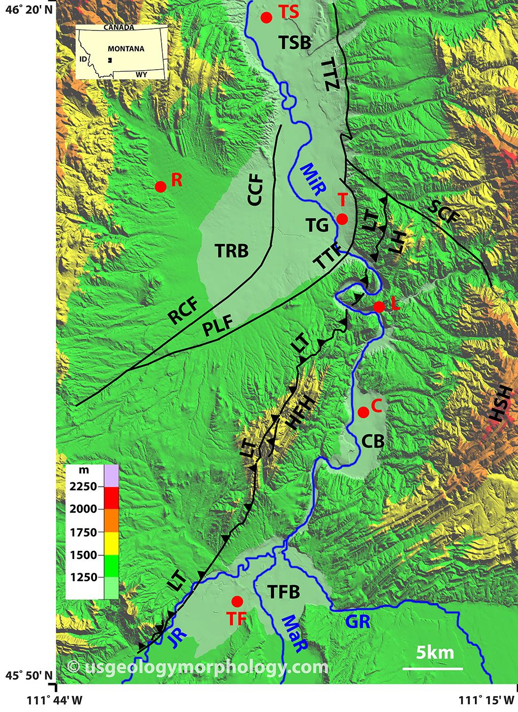 Usgg Lombard Thrust Montana Page 1
