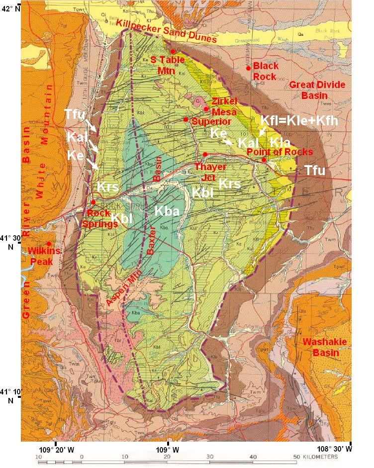 USGGRock Springs Uplift and Adjacent AreasPage 5
